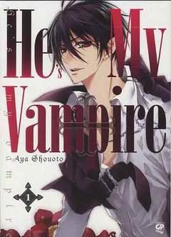 Copertina HE'S MY VAMPIRE (m10) n.1 - HE'S MY VAMPIRE, GP PUBLISHING