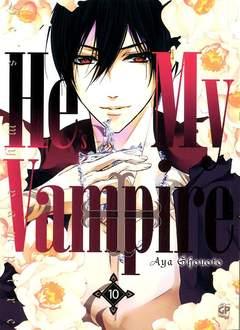 Copertina HE'S MY VAMPIRE (m10) n.10 - HE'S MY VAMPIRE, GP PUBLISHING