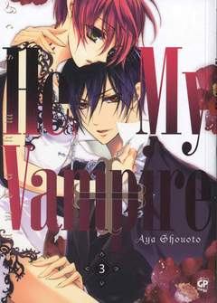 Copertina HE'S MY VAMPIRE (m10) n.3 - HE'S MY VAMPIRE, GP PUBLISHING
