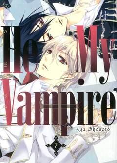 Copertina HE'S MY VAMPIRE (m10) n.7 - HE'S MY VAMPIRE, GP PUBLISHING