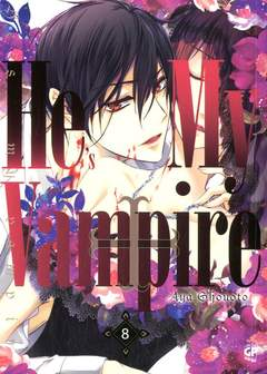 Copertina HE'S MY VAMPIRE (m10) n.8 - HE'S MY VAMPIRE, GP PUBLISHING