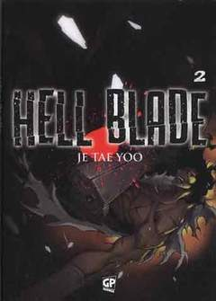 Copertina HELL BLADE (m5) n.2 - HELL BLADE, GP PUBLISHING