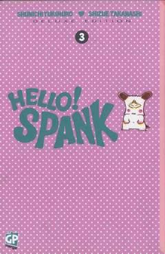 Copertina HELLO! SPANK DELUXE (m7) n.3 - HELLO! SPANK DELUXE, GP PUBLISHING