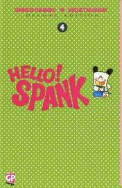 Copertina HELLO! SPANK DELUXE (m7) n.4 - HELLO! SPANK DELUXE, GP PUBLISHING