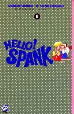 Copertina HELLO! SPANK DELUXE (m7) n.6 - HELLO! SPANK DELUXE, GP PUBLISHING