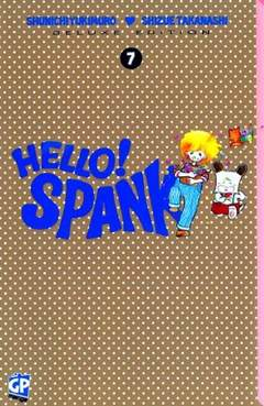 Copertina HELLO! SPANK DELUXE (m7) n.7 - HELLO! SPANK DELUXE, GP PUBLISHING