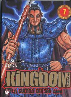 Copertina KINGDOM n.7 - KINGDOM, GP PUBLISHING