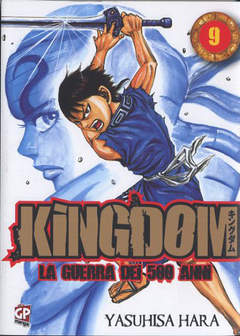 Copertina KINGDOM n.9 - KINGDOM, GP PUBLISHING