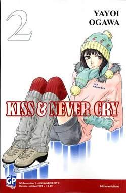 Copertina KISS & NEVER CRY (m11) n.2 - KISS & NEVER CRY, GP PUBLISHING