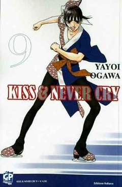 Copertina KISS & NEVER CRY (m11) n.9 - KISS & NEVER CRY, GP PUBLISHING
