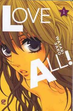 Copertina LOVE ALL (m3) n.1 - LOVE ALL, GP PUBLISHING