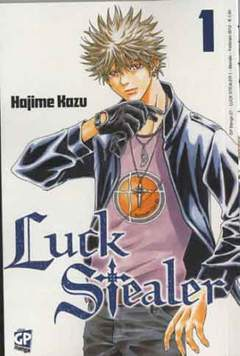 Copertina LUCK STEALER (m10) n.1 - LUCK STEALER, GP PUBLISHING