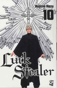 Copertina LUCK STEALER (m10) n.10 - LUCK STEALER, GP PUBLISHING