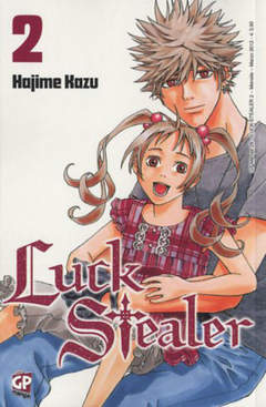 Copertina LUCK STEALER (m10) n.2 - LUCK STEALER, GP PUBLISHING