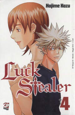 Copertina LUCK STEALER (m10) n.4 - LUCK STEALER, GP PUBLISHING