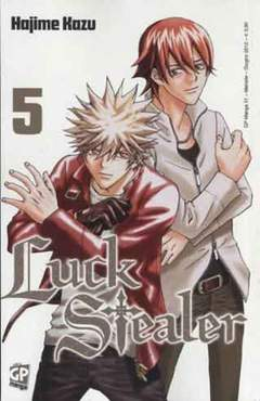 Copertina LUCK STEALER (m10) n.5 - LUCK STEALER, GP PUBLISHING