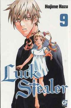Copertina LUCK STEALER (m10) n.9 - LUCK STEALER, GP PUBLISHING