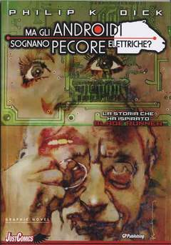Copertina MA GLI ANDROIDI SOGNANO...(m6) n.6 - MA GLI ANDROIDI SOGNANO PECORE ELETTRICHE?, GP PUBLISHING