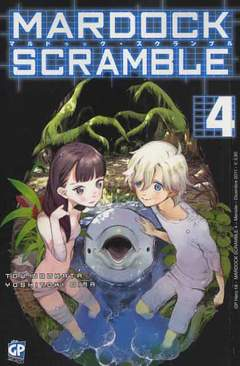 Copertina MARDOCK SCRAMBLE (m7) n.4 - MARDOCK SCRAMBLE, GP PUBLISHING