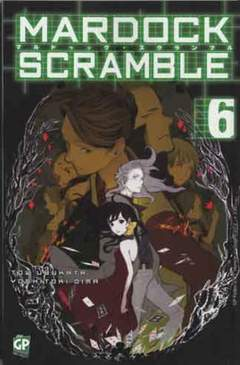 Copertina MARDOCK SCRAMBLE (m7) n.6 - MARDOCK SCRAMBLE, GP PUBLISHING