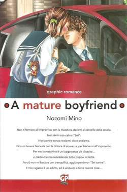 Copertina MATURE BOYFRIEND n.1 - A MATURE BOYFRIEND, GP PUBLISHING