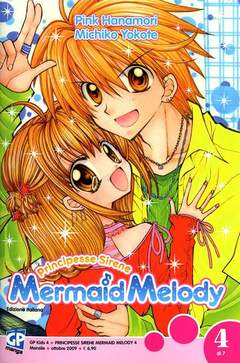 Copertina MERMAID MELODY (m7) n.4 - PRINCIPESSE SIRENE, GP PUBLISHING