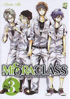 Copertina MISORA CLASS (m4) n.3 - MISORA CLASS, GP PUBLISHING