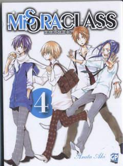 Copertina MISORA CLASS (m4) n.4 - MISORA CLASS, GP PUBLISHING
