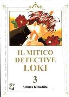 Copertina MITICO DETECTIVE LOKI (m7) n.3 - IL MITICO DETECTIVE LOKI, GP PUBLISHING