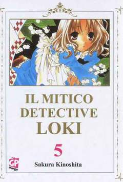 Copertina MITICO DETECTIVE LOKI (m7) n.5 - IL MITICO DETECTIVE LOKI, GP PUBLISHING