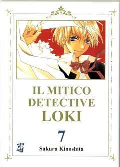 Copertina MITICO DETECTIVE LOKI (m7) n.7 - IL MITICO DETECTIVE LOKI, GP PUBLISHING