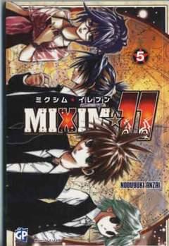 Copertina MIXIM 11 (m12) n.5 - MIXIM 11, GP PUBLISHING