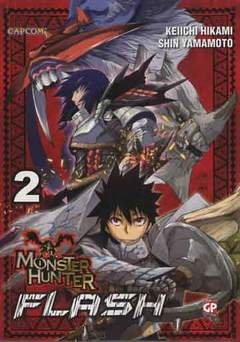 Copertina MONSTER HUNTER FLASH (m10) n.2 - MONSTER HUNTER FLASH, GP PUBLISHING