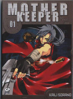 Copertina MOTHER KEEPER n.1 - MOTHER KEEPER, GP PUBLISHING