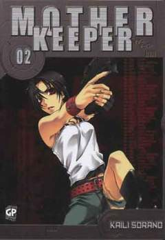 Copertina MOTHER KEEPER n.2 - MOTHER KEEPER, GP PUBLISHING