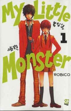 Copertina MY LITTLE MONSTER (m13) n.1 - ABOUT A BOY, GP PUBLISHING