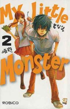 Copertina MY LITTLE MONSTER (m13) n.2 - MY LITTLE MONSTER, GP PUBLISHING