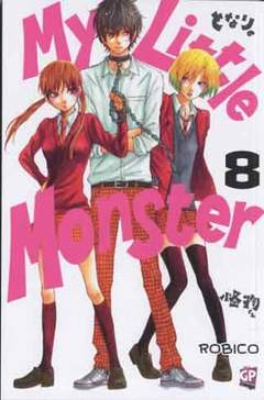 Copertina MY LITTLE MONSTER (m13) n.8 - MY LITTLE MONSTER, GP PUBLISHING