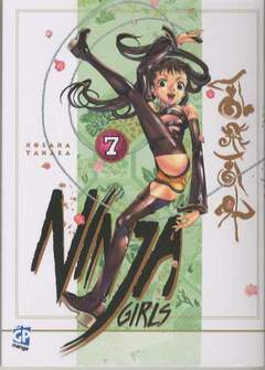 Copertina NINJA GIRLS (m9) n.7 - NINJA GIRLS, GP PUBLISHING