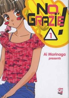 Copertina NO GRAZIE! n. - NO, GRAZIE!, GP PUBLISHING