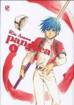 Copertina PANGAEA (m5) n.1 - PANGAEA, GP PUBLISHING