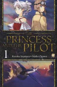 Copertina PRINCESS AND THE PILOT (m4) n.1 - THE PRINCESS AND THE PILOT, GP PUBLISHING