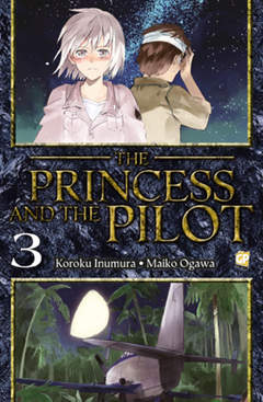 Copertina PRINCESS AND THE PILOT (m4) n.3 - THE PRINCESS AND THE PILOT, GP PUBLISHING