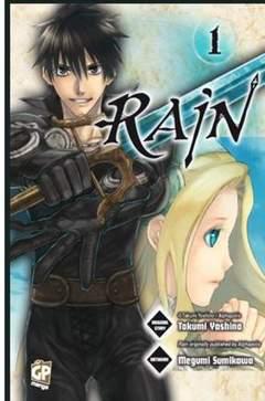 Copertina RAIN n.1 - RAIN, GP PUBLISHING