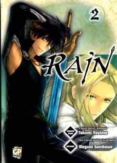 Copertina RAIN n.2 - RAIN, GP PUBLISHING