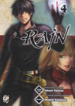 Copertina RAIN n.4 - RAIN, GP PUBLISHING