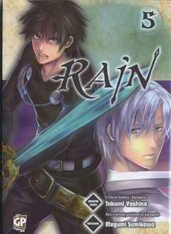 Copertina RAIN n.5 - RAIN, GP PUBLISHING