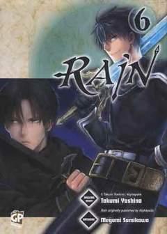 Copertina RAIN n.6 - RAIN, GP PUBLISHING