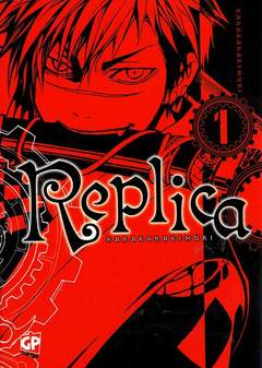 Copertina REPLICA (m4) n.1 - REPLICA, GP PUBLISHING
