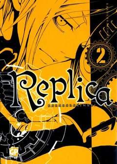 Copertina REPLICA (m4) n.2 - REPLICA, GP PUBLISHING